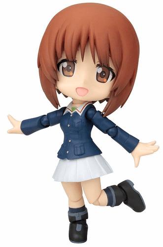 Kotobukiya AD026 Cu-poche Nishizumi Miho PVC Non Scale Figure