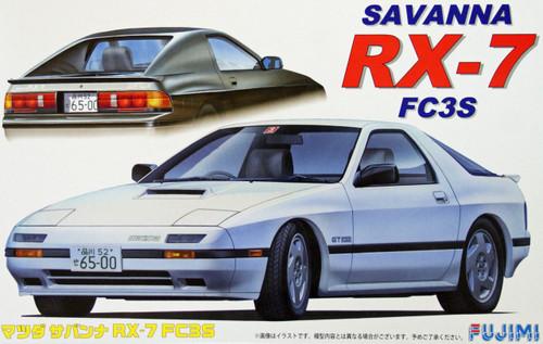 Fujimi ID-29 Mazda Savanna RX-7 FC3S 1/24 Scale Kit