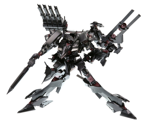 Kotobukiya VI046 Armored Core RAYLEONARD 04-ALICIA UNSUNG 1/72 Scale Kit