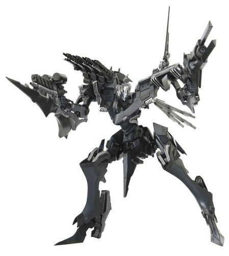Kotobukiya VI050 Armored Core OMAR TYPE-RAHIRE STASIS 1/72 Scale Kit