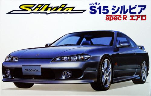 Fujimi ID-38 Nissan Silvia S15 Spec R 1/24 Scale Kit 034706