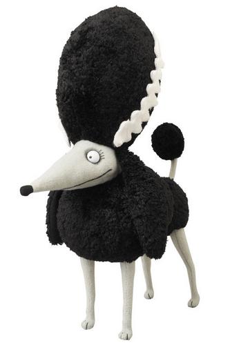 Medicom VCD Disney Frankenweenie PersephOne (Stuffed Toy) 309019