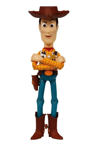 Medicom VCD-55 Disney Toy Story Woody Vinyl Figure