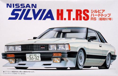 Fujimi ID-82 Nissan Silvia Hard Top RS 1/24 Scale Kit