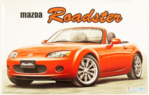 Fujimi ID-87 Mazda Roadster 1/24 Scale Kit 039152