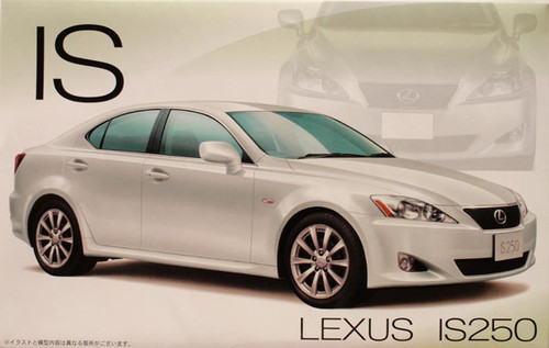 Fujimi ID-97 Lexus IS250 1/24 Scale Kit 036755