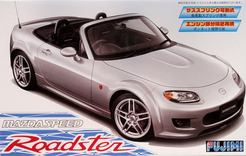 Fujimi ID-101 Mazda Speed Roadster 1/24 Scale Kit 037936