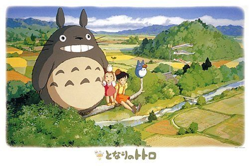 Ensky Jigsaw Puzzle 1000-211 My Neighbor Totoro Studio Ghibli (1000 Pieces)