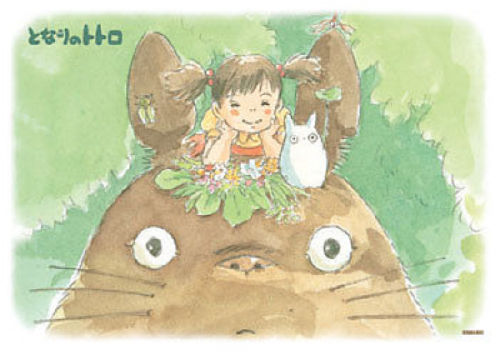 Ensky Jigsaw Puzzle 108-233 My Neighbor Totoro Studio Ghibli (108 Pieces)
