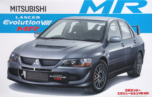 Fujimi ID-120 Mitsubishi Lancer Evolution VIII MR 1/24 Scale Kit 036601