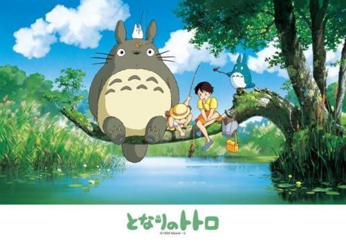 Ensky Jigsaw Puzzle 108-270 My Neighbor Totoro Studio Ghibli (108 Pieces)