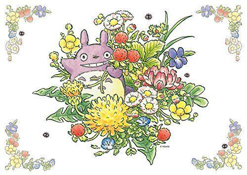 Ensky Jigsaw Puzzle 108-407 My Neighbor Totoro Studio Ghibli (108 Pieces)