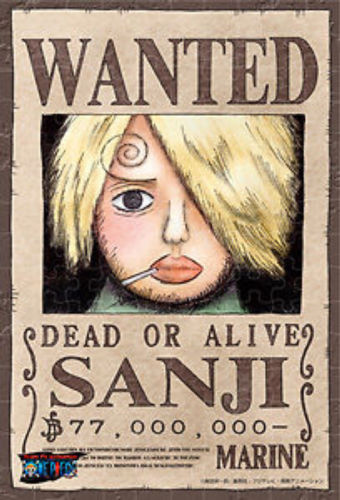 Ensky Jigsaw Puzzle 150-045 One Piece Sanji (150 S-Pieces)