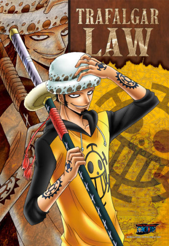Ensky Jigsaw Puzzle 300-346 One Piece Trafalgar Law (300 Pieces)