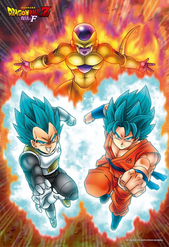 Ensky Jigsaw Puzzle 300-980 Dragon Ball Z Resurrection 'F' (300 Pieces)