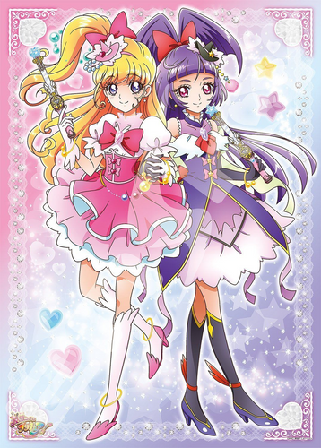 Ensky Jigsaw Puzzle 300-L518 Witch Precure (300 L-Pieces)