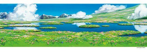 Ensky Jigsaw Puzzle 352-204 Howl's Moving Castle Studio Ghibli (352 Pieces)