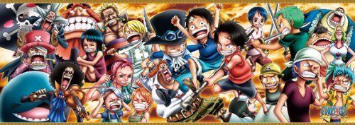 Ensky Jigsaw Puzzle 352-39 One Piece Chronicles III (352 Pieces)