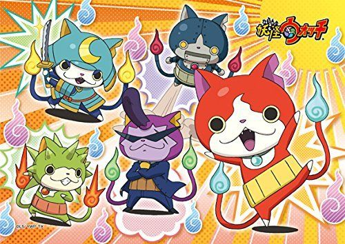 Ensky Jigsaw Puzzle 56-03 Yo-Kai Watch (56 Pieces)
