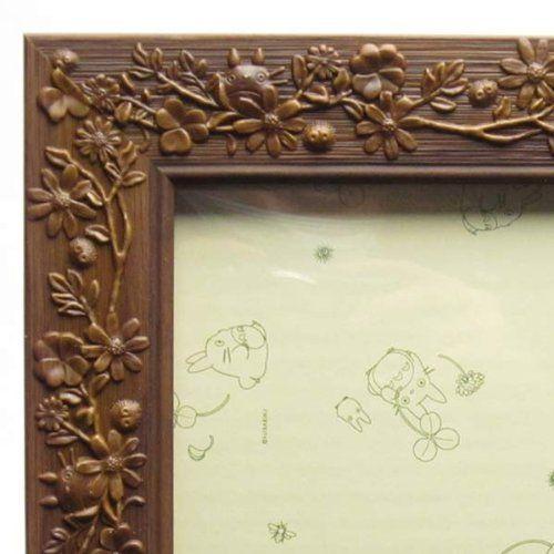 Ensky Jigsaw Puzzle Frame Brown for Studio Ghibli 150 (10x14.7cm) 4970381169541