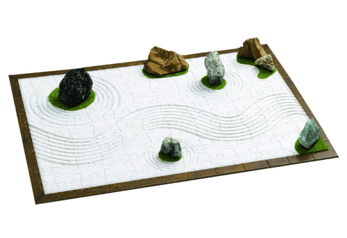 Beverly Jigsaw Puzzle 108-782 Japanese Rock Garden Jigsaw (108 Pieces)