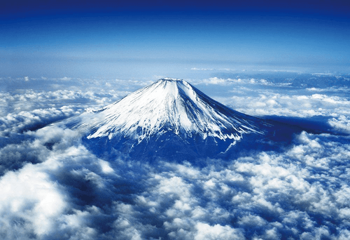 Beverly Jigsaw Puzzle 51-188 Japanese Scenery Mt. Fuji (1000 Pieces)
