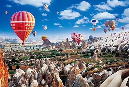 Beverly Jigsaw Puzzle 51-207 Cappadocia Turkey (1000 Pieces)