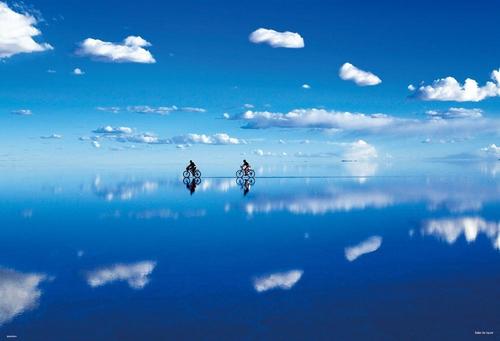 Beverly Jigsaw Puzzle 51-214 Salar de Uyuni Bolivia (1000 Pieces)