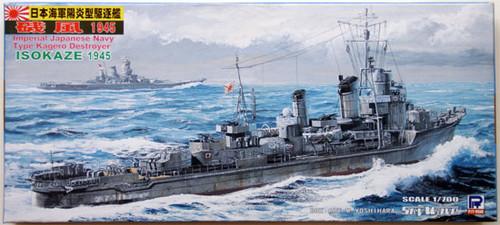 Pit-Road Skywave W-87 IJN Destroyer ISOKAZE 1945 1/700 Scale Kit