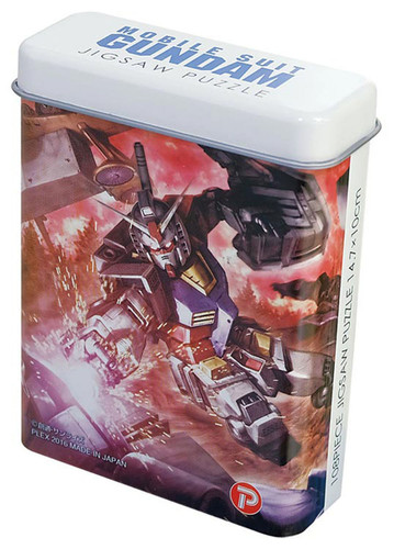 Beverly Jigsaw Puzzle M108-185 Mobile Suit Gundam (108 S-Pieces)