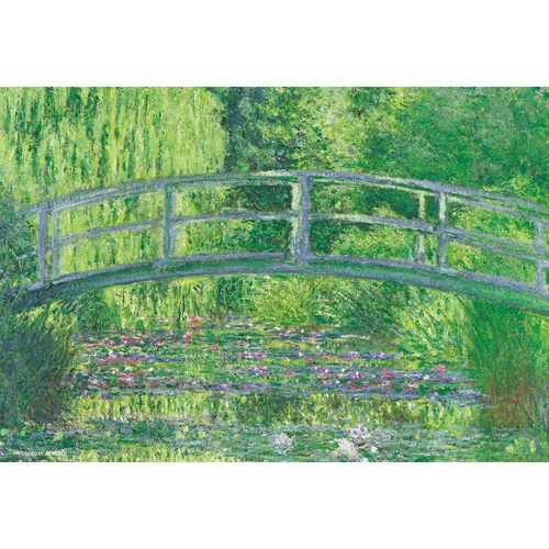 Beverly Jigsaw Puzzle M71-870 Claude MOnet Water Lilies (1000 S-Pieces)