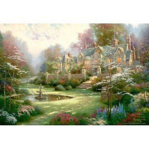 Beverly Jigsaw Puzzle M81-822 Garden in Spring (1000 S-Pieces)