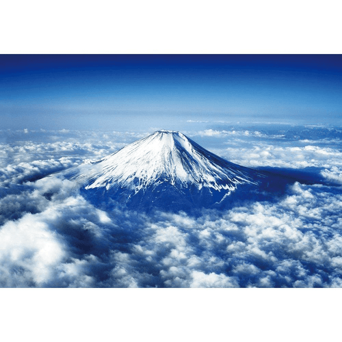 Beverly Jigsaw Puzzle M81-830 Japanese Scenery Mt. Fuji (1000 S-Pieces)