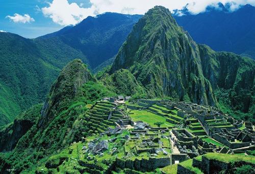 Beverly Jigsaw Puzzle M81-836 Machu Picchu Peru (1000 S-Pieces)