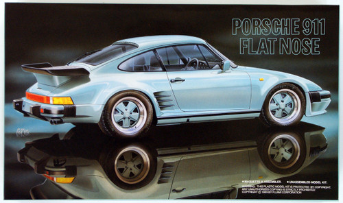 Fujimi RS-07 Porsche 911 Flat Nose 1/24 Scale Kit 124070