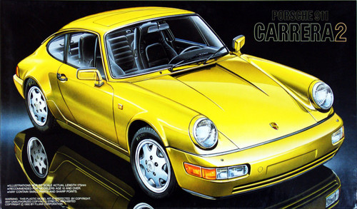 Fujimi RS-13 Porsche 911 Carrera 2 1/24 Scale Kit 120614