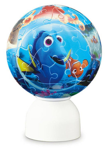 Yanoman 3D LED Lantern Puzzle 2003-484 Finding Dory (60 Pieces)