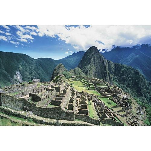 Yanoman Jigsaw Puzzle 15-27 Machu Picchu Peru (1500 S-Pieces)