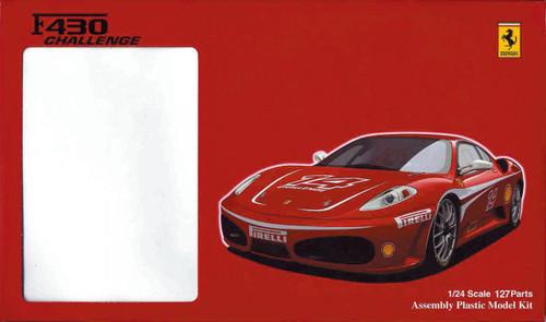 Fujimi RS-49 Ferrari F430 Challenge 1/24 Scale Kit 122687