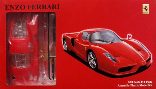 Fujimi RS-59 Enzo Ferrari 1/24 Scale Kit 123141