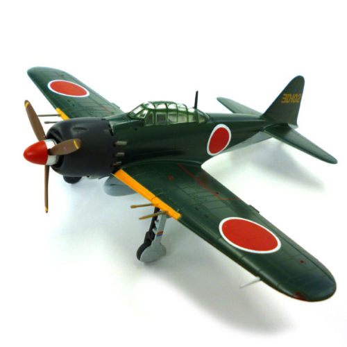 Doyusha 500354 Zero Fighter Type 52 302 Naval Aviation 1/72 Scale Pre-painted