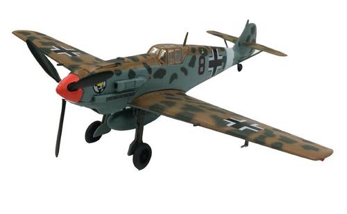 Doyusha 500385 German Messerschmitt Bf109E/Trop 1/72 Scale Pre-painted