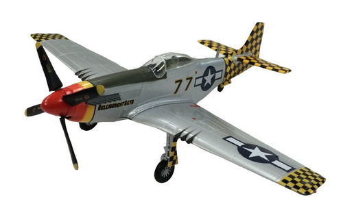 Doyusha 500392 North American P-51 Mustang 1/72 Scale Pre-painted