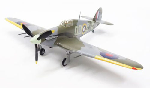 Doyusha 500453 Hawker Hurricane Mk.IIc 1/72 Scale Pre-painted