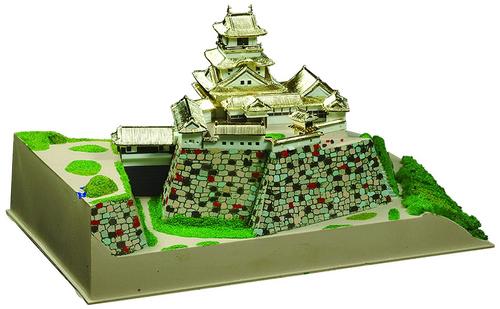 Doyusha JG8 Japanese KouchiCastle 1/500 Scale Plastic Kit 4975406100783