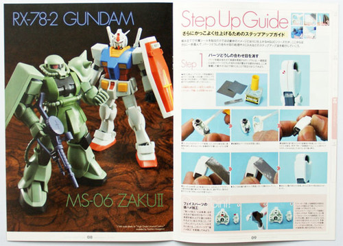 Bandai 642684 HGUC Gunpla Starter Set Gundam VS ZAKU 1/144 Scale Kit