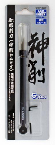 GSI Creos Mr.Hobby GT87 Mr. Chisel Extra Sharp (Kamisogi)