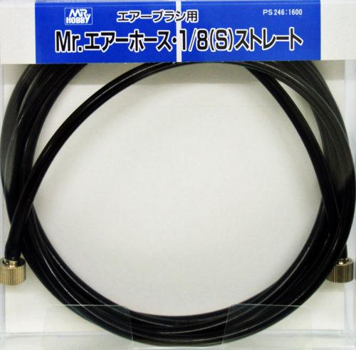 GSI Creos Mr.Hobby PS246 Mr. Air Hose 1/8 (S) Straight