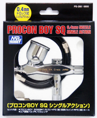 GSI Creos Mr.Hobby PS268 PROCON BOY SQ SINGLE ACTION