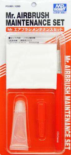 GSI Creos Mr.Hobby PS991 Mr. Air Brush Maintenance Set